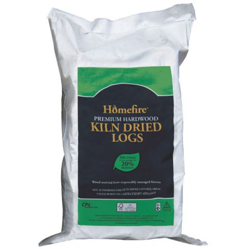 Premium Hardwood Kiln Dried Logs Handy Bag