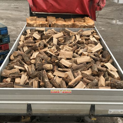 Kiln Dried Tipper Loads Kiln Dried Oak