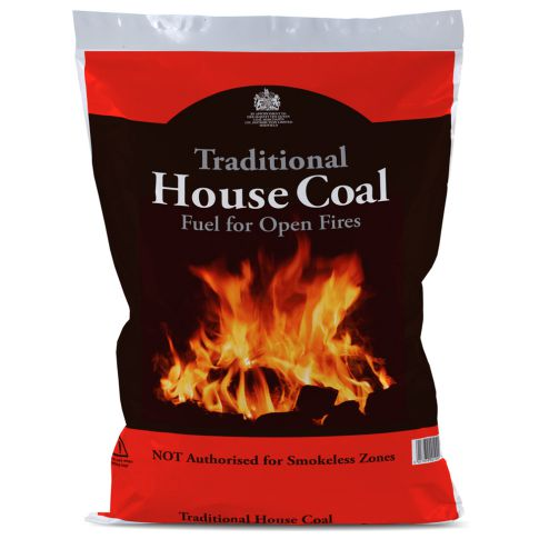 Traditional House Coal 20kg Bag